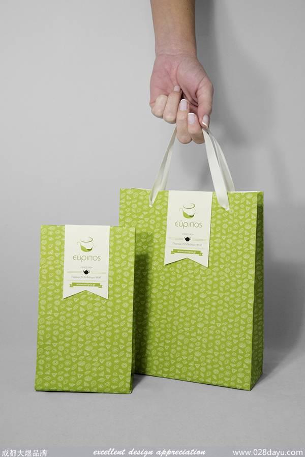 创意茶叶包装设计欣赏