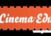 Cinema.Edu视觉形象设计