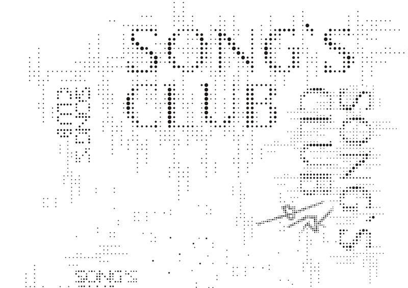 宋 SONGS CLUB是我们设计团队很大挑战的一个项目,它是个极具时尚设计感的吧,位于广州年轻时尚人聚集的地方,在时尚基础上加入中国元素去添加它的内涵与文化,这是最具挑战的地方,几次交流后,决定带入书法,但却碰到了与空间设计格格不入,几经苦思后,最终以大中小的圆点填充了书法字的虚与实的笔触,保持了书法的韵味,又与时尚相结合。