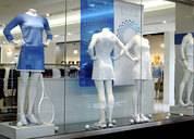 运动品牌Nike woman专卖店室内展示设计