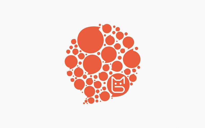 购嗨网logo设计