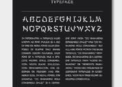瑞士字体设计工作坊MAXIMAGE TYPOGRAPHY WORKSHOP字体——BA DONG