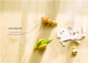 巴西E-MINI儿童品牌视觉设计