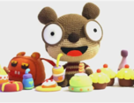 针织动画《嘟嘟熊》