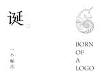 BORN  OF A  LOGO