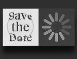 Invitation and website for Ernst-Schneider-Preis 2016 字体设计