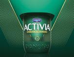 达能旗下Activia品牌更新品牌形象