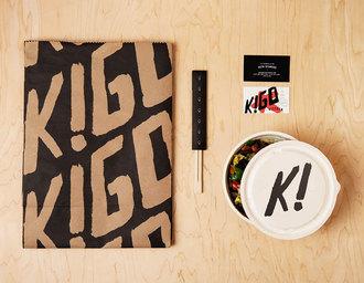 K!GO KITCHEN 视觉品牌形象设计