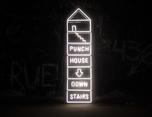 Punch House  芝加哥餐厅品牌视觉形象设计
