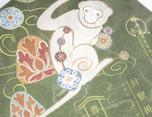 香港合子品牌設計作品 | 林奇苑茶行-丙申猴年生肖茶餅包裝設計