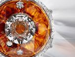 百家乐水晶酒瓶品牌视觉形象设计