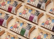 Talor&J?rgen  咖啡豆创意包装设计