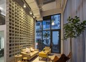 众创空间思微3.0厂房改造 / 一十一建筑