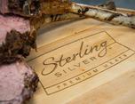 sterling 餐厅 品牌形象设计
