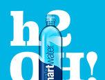 SMARTWATER 矿物水品牌视觉形象设计