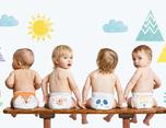 Kit & Kin  儿童纸尿裤包装