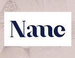 Name原创品牌(二)