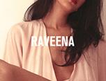 Raveena Aurora 女性风格网页设计