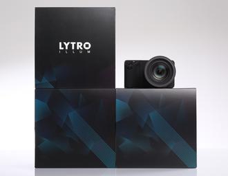 LYTRO ILLUM 单反相机
