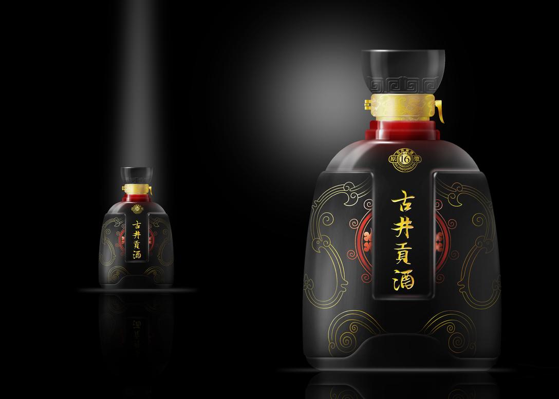 古井容器造型贡酒及包装设计工作室上海v古井图片