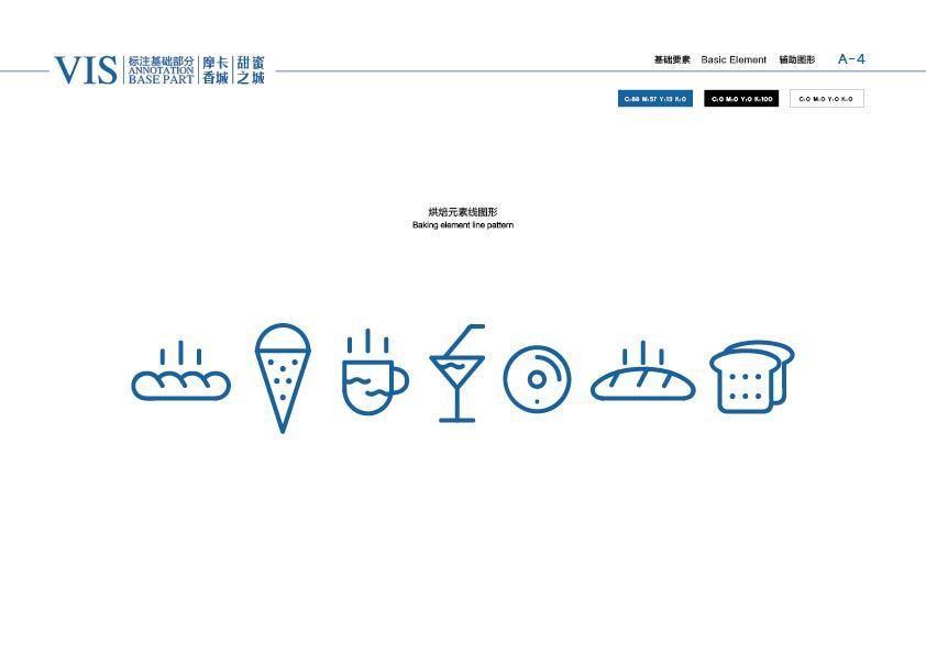 别墅一页品牌温度农村|摩卡韩式,有平面的蓝色三层情怀作品设计图香城图片