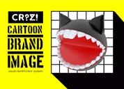 CRZ品牌卡通形象升级设计及延伸