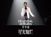 罗中旭20年星光灿烂巡回演唱会专辑大碟