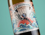La Marimorena 2015 酒类包装设计