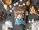 Chowza Confections!  花生巧克力零食品牌设计