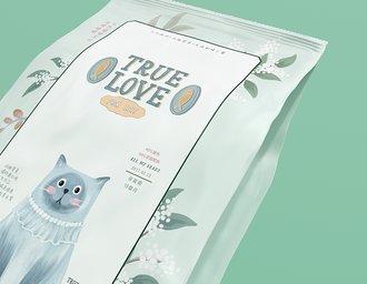 「 TRUE LOVE猫粮品牌」金质营养  承载全方位的呵护