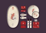 张氏鱼庄品牌设计