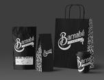 Barnab咖啡馆品牌VI设计