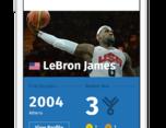 NBC Rio 2016 交互设计