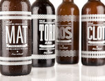 Ilda's Town Beer啤酒品牌形象及包装