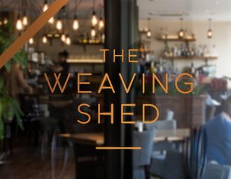 Weaving Shed餐饮品牌设计