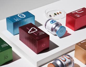 韩国Alpha Project 药品包装设计