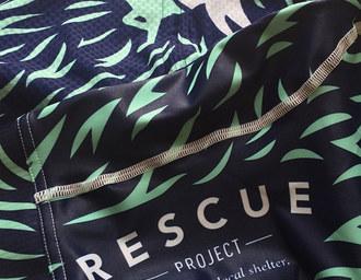 RESCUE PROJECT 动物救援计划的公益事业