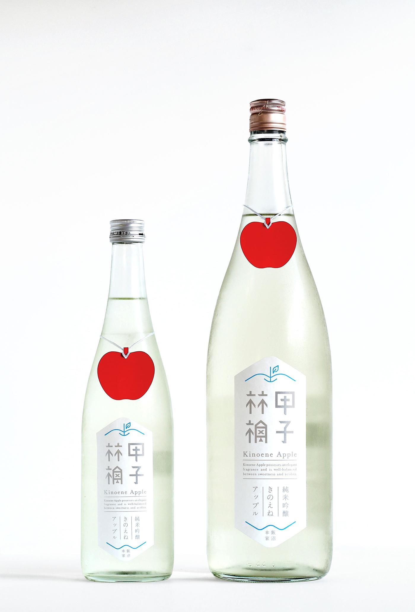 日本经典包装设计-米酒包装设计