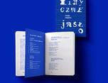 Liryczne Jasło. Book layout书籍设计