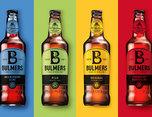 bulmers 酒包装设计