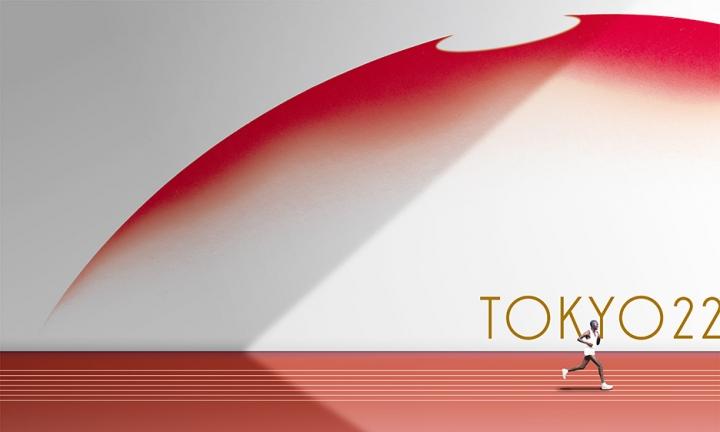日本设计大师原研哉公开2020年东京奥运视觉形象提案