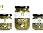 Anyfion 橄榄油和蜂蜜制品包装设计