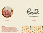 Cria??o da marca Pancetta Mercado Gourmet 肉质食品品牌视觉形象设计