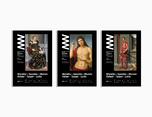 波兰华沙国家博物馆户外广告设计