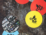 COSME Restaurant Bar 餐厅品牌形象设计