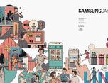 Samsung Card Select 34 插画设计