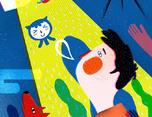 助力公益-留守儿童读书会