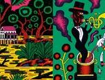 MICHAEL KOHLHASS, DIE MARQUISE VON O…., DER FINDLING 奇幻插画
