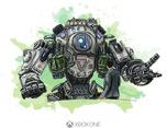 The Xbox One游戏户外宣传广告设计