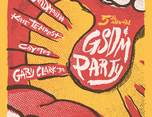 GSD&M SXSW Party 海报设计